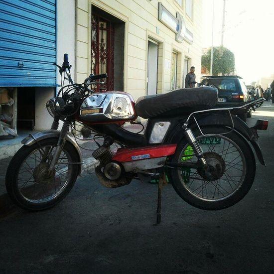 Mobylette Moto Motobecane Douz cc@Mossaab
