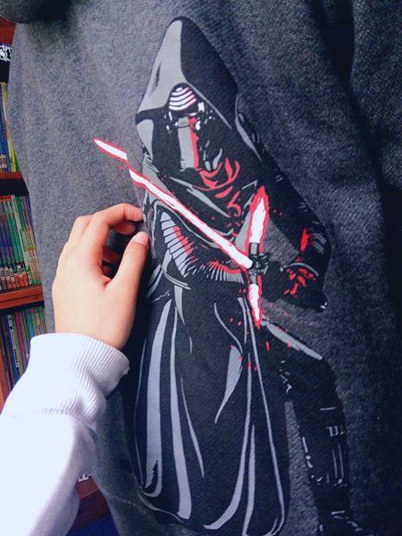 Starwars Hoodie Fangirl Starwarsblackseries Human Hand Close-up