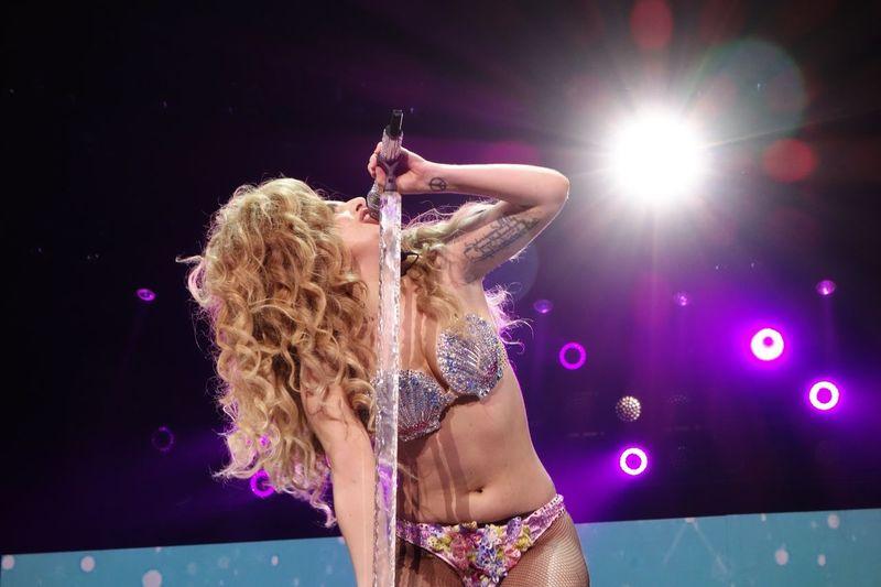 Madison Square Garden Leroe24fotos.com ARTRAVE THE ARTPOP BALL Lady Gaga