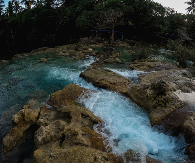 Nature River Daraitan Philippines Clear Water Water Gopro Wanderlust Flowing Blue