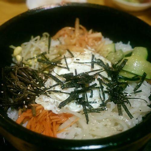 Dolsot Bibimbap Koreanfood