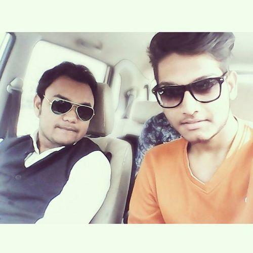 Skychauhan Rajivchauhan Selfie Inthecar Class V Cool Style Looks Ontheway .... Sky