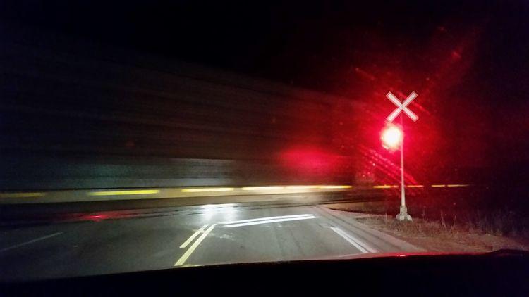 Train crossing. Glitch Noedit Train Trainphotography Trainporn Speed Traincrossing