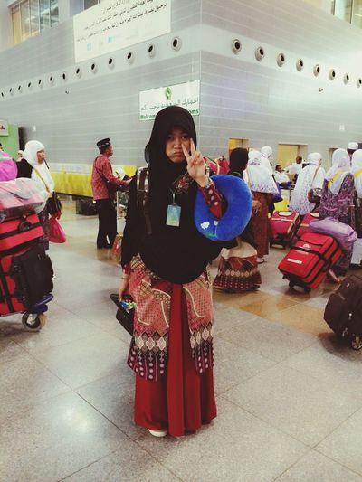 Traveling Hello World Airport
