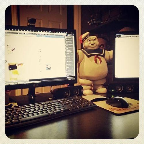 Geeklife Ghostbusters Multitasking Staypuft