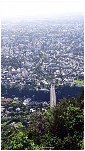 ST DENIS Reunion Island City