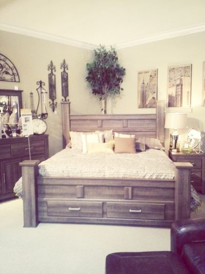 Our new bedset... Home Owner!