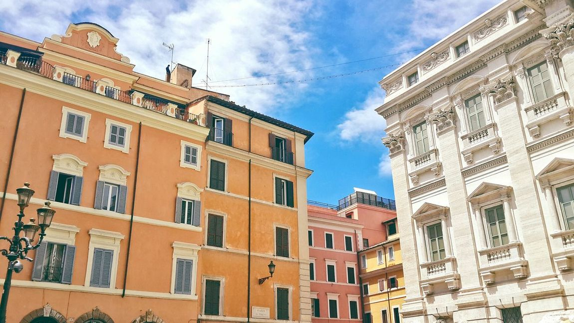 Inspired of Rome architecture Roma Architecture Beautiful Rome City Orange Built Structure EyeEmNewHere The Week On EyeEm EyeEmNewHere Moving Around Rome