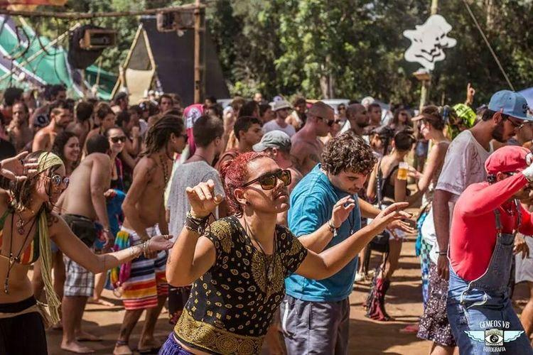 Zuvuya festival ??❤ Trance TranceGirl Zuvuya2014