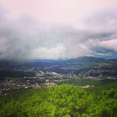 The city of shilong..! Shillong Meghalaya Trekking Clouds mountainsscenicnatureinstagraminstagood