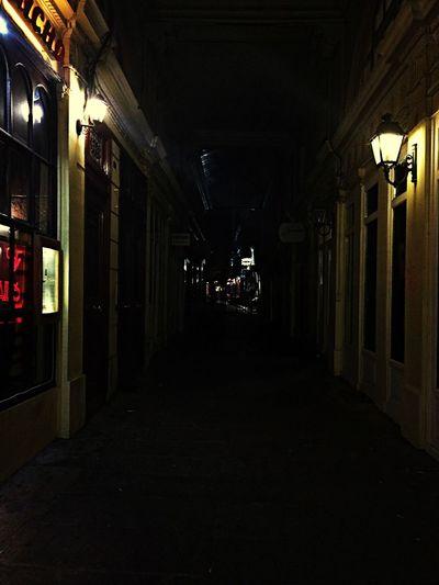 Paris Street Photography Street Night
