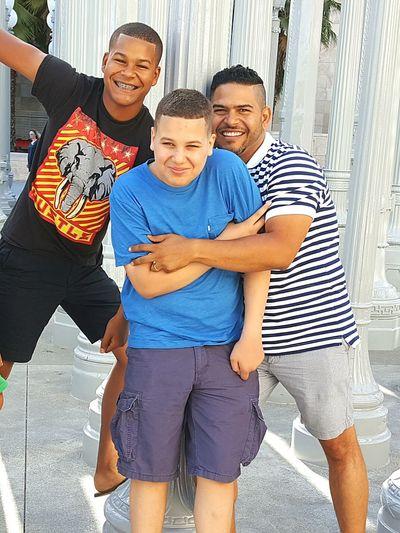 Talk about feeling old!!! Love my big boys. 😉❤