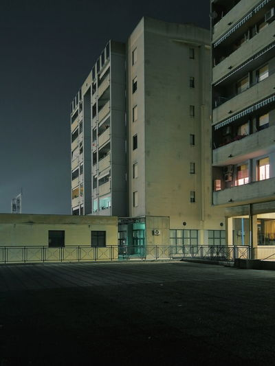 Housing Social Housing Ghetto City Apartment Abandoned Architecture Building Exterior Built Structure