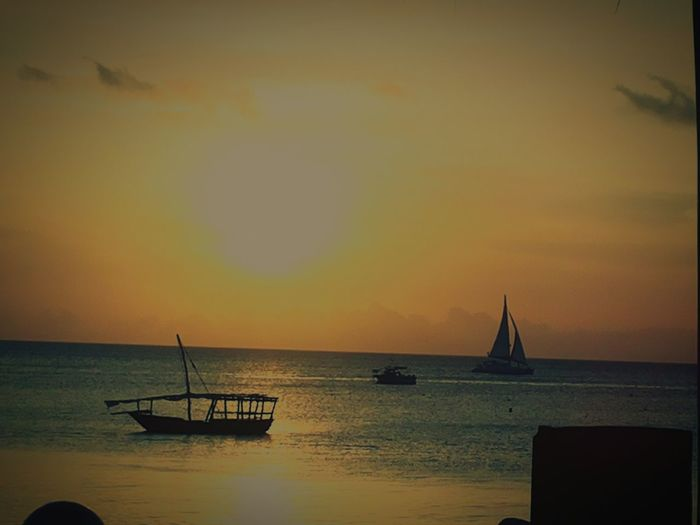 Sunset-1 Taking Photos Frist Eyeem Photos Sunset Sunset_collection Amazing View Coco Cabana Nungwi Zanzibar_Tanzania Zanzibarisland Zanzibar🏊🏄🎣 Indean Ocean African Beauty Nature Photography Marty