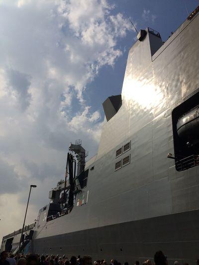 Wereldhavendagen Rotterdam Navy