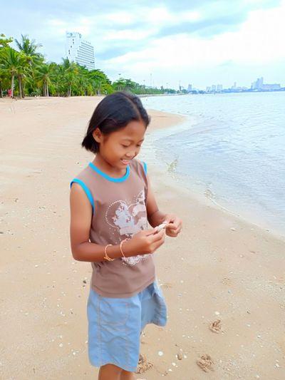 Water Child Sea