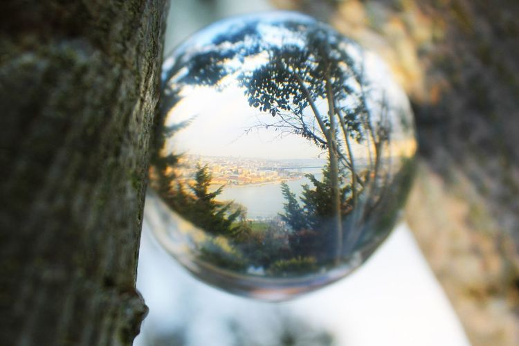 Cristallball Camkuremden Camkure Pierre Loti Istanbul City Istanbul Canon_photos