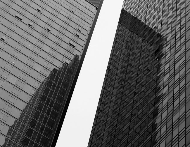 Urban Geometry Monochrome The Best Of New York