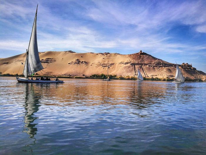 Live For The Story Ship Water Dead Sea, Negev-Israel Sky And Clouds Vacation Time Paint The Town Yellow