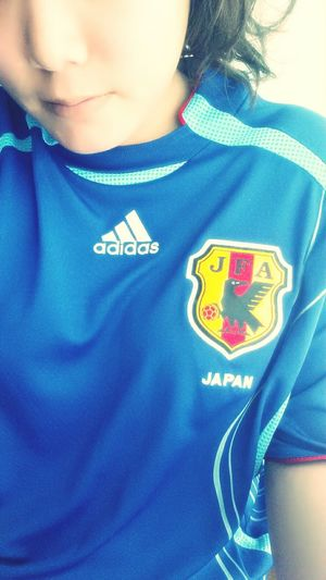 Please at least win the next match Japan!! 頑張れ!!! Oldjersey Selfiewasnotpopularlasttime