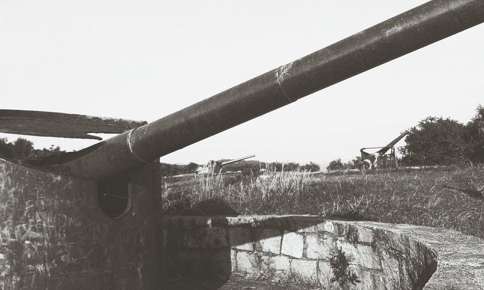 Cannon War Historic