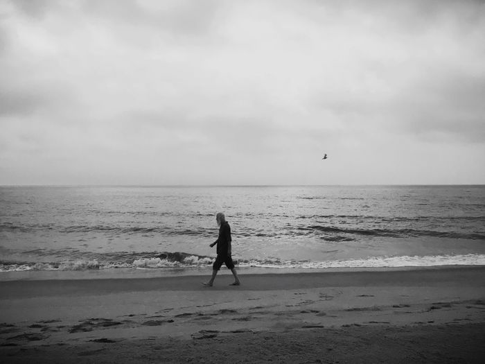 Beach Man