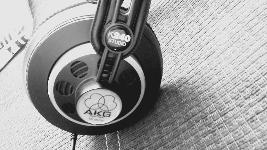 Headphones AKG K240 Studio Studiotime Best Headphones Ever B&w B&w Photography Galaxy Tab 4