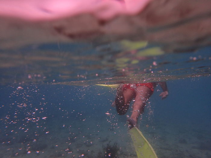 Snorkeling Snorkeling UnderSea Close-up Fiji Flipper Full Length Leisure Activity Lifestyles Low Section Nature One Person Outdoors Real People Reef Sea Swimming Undersea-world Underwater Underwater Photography Water