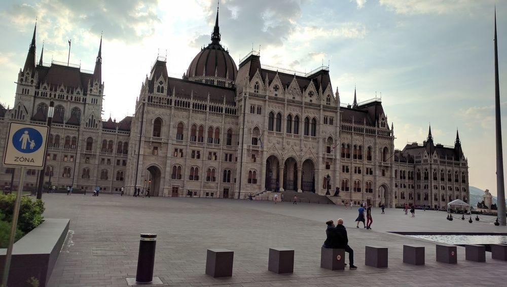 Architecture Budapest Capital Famous Place Nexus6P Nexus6pphotography Orszaghaz Outdoors Parlament Travel Destinations