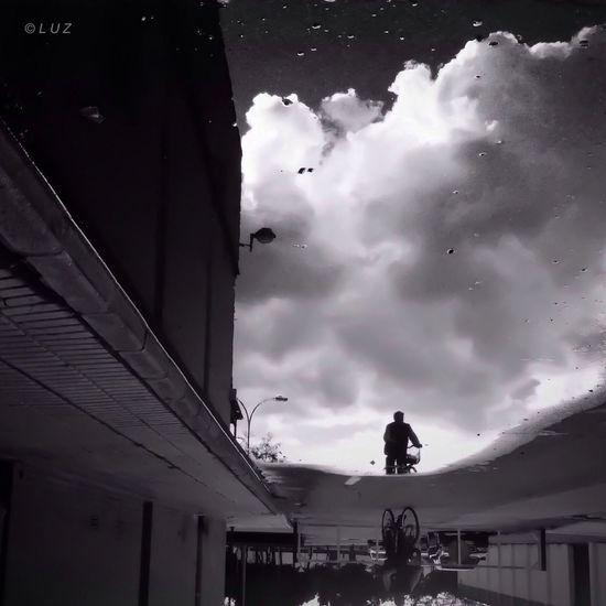 Reflection Streetphotography Blackandwhite Urban Landscape