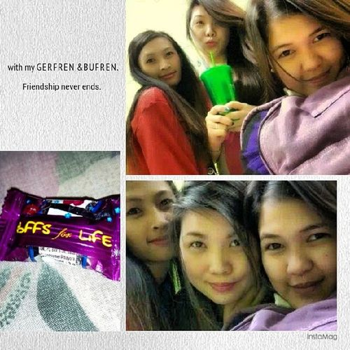 Friendship... is not something you learn in school. But if you haven't learned the meaning of friendship, you really haven't learned anything. Friendship Bffs Grape Frescandy tres girlthing pictureoftheday pictureatthelocker wantosawa pictureaddict love life baybeez bufren gerfren bestfriends sweettooth instamag collage truefriendsarehardtofind