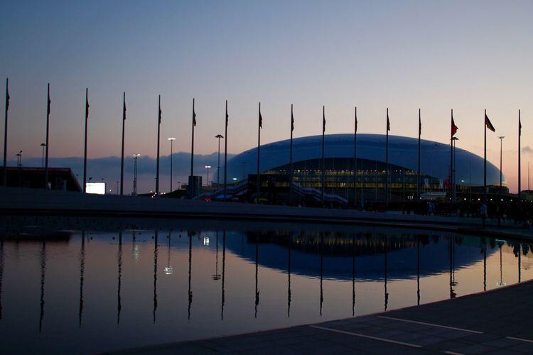 Fisht stadium in sochi