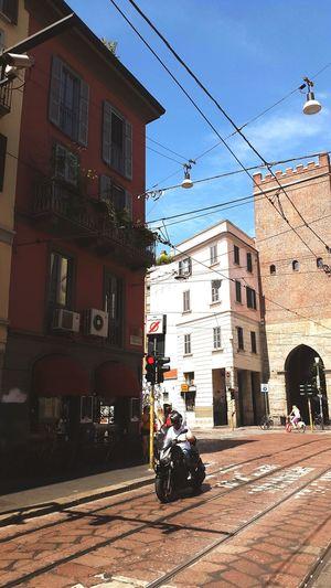 Milan Building