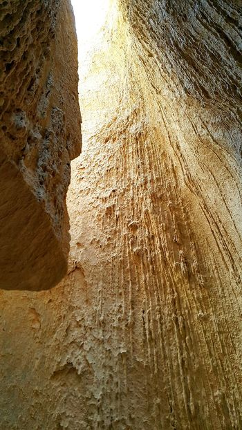 Cave Nature No People Outdoors Beauty In Nature Caves Photography Cave Formations Cappadocia/Turkey Cappadocia Cappadociaturkey Kappadokya Day Beauty In Nature Kapadokya Textured  Low Angle View Close-up Tree Sky