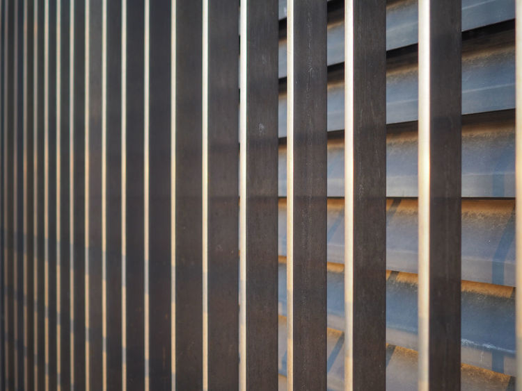 Logarithmic steel bars Canary Wharf Architecture Backgrounds Bar Barrier Built Structure Close-up Converging Day Full Frame Logarithmic Metal No People Outdoors Pattern Repetition Security Steel Textured  Wall - Building Feature