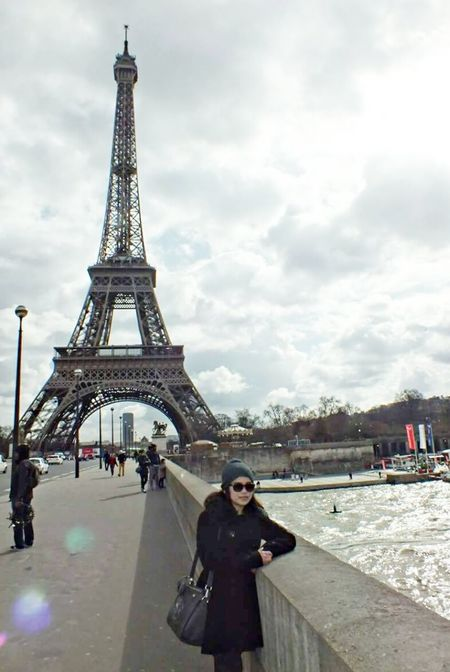 Moment in paris🗼 Paris, France  Travel Photography ANNIV♥ Anniversary Traveling Photooftheday