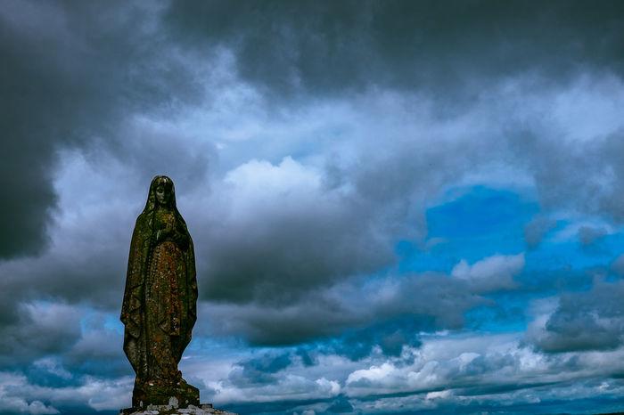 Cashel Celtic Celtic Cross Cimitery Cross Grave Graveyard Ireland Irish Madonna Rock Of Cashel