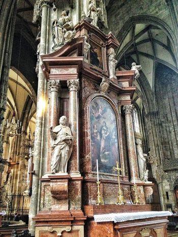 Stephansdom Stephansplatz Church Cathedral