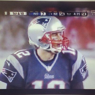 Go Pats! NFL Playoff Patriots