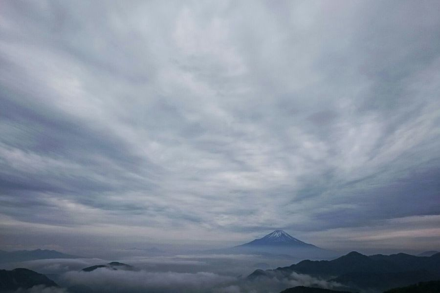 Landscape Mountain View Mt.Fuji Cloudporn Cloud Love Clouds And Sky Lovely Weather Dramatic Sky EyeEm Best Shots - Nature