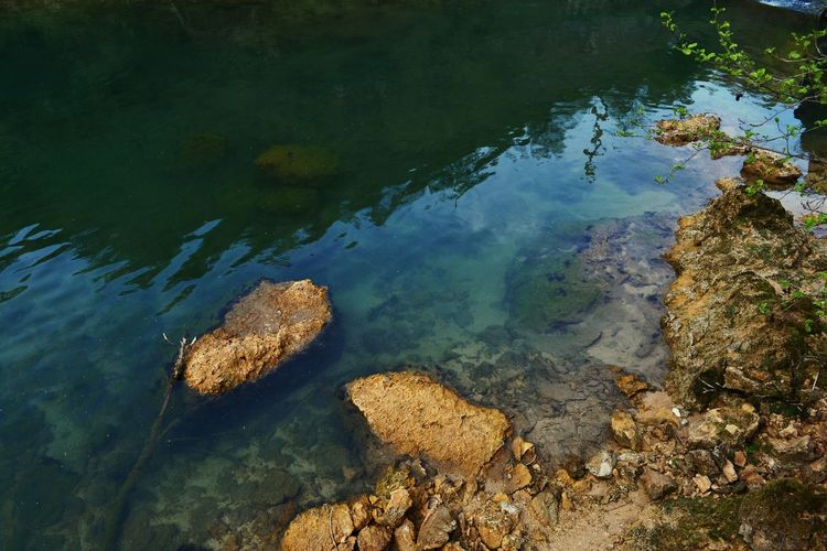 Una river Water