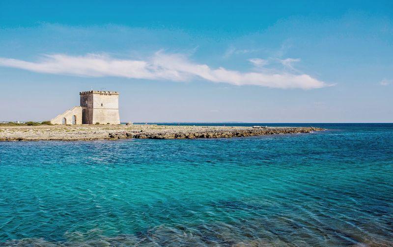 Italy Puglia Torrelapillo Sea Sun Holiday First Eyeem Photo EyeEmNewHere
