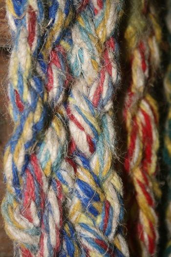 Macro Historical Rope Making Rope Making Beauty Ropes Rope