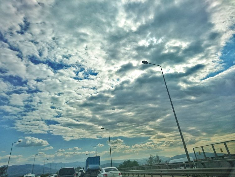 Cloud - Sky Low Angle View Sky Flying No People Electricity  Power Supply Bird Outdoors Day Animal Themes Nature Electricity Pylon XperiaZ5 KeremOzkar Myphoto Large Group Of Animals Beauty In Nature