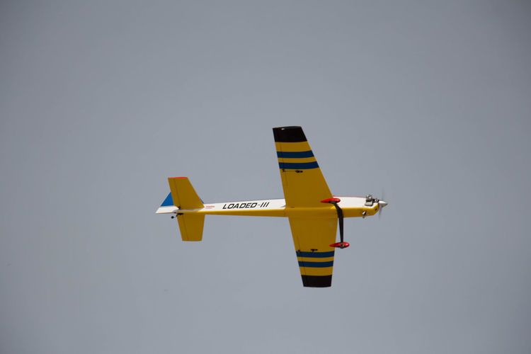 Aircraft with