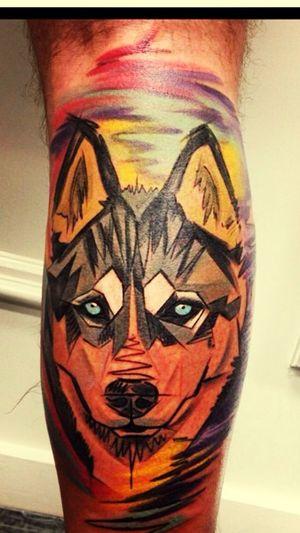 Art Art Is Dead Tattoo Hello World