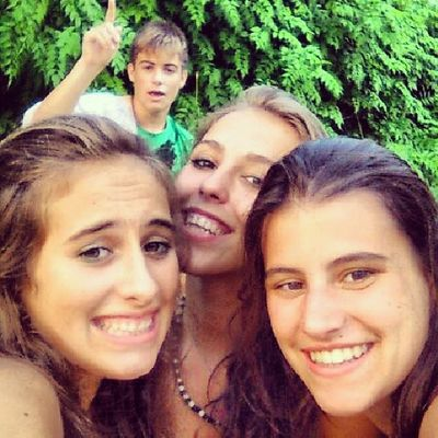 Verano Piscina Zihteh Laura 2013cool friends crazy guapos almuñecar