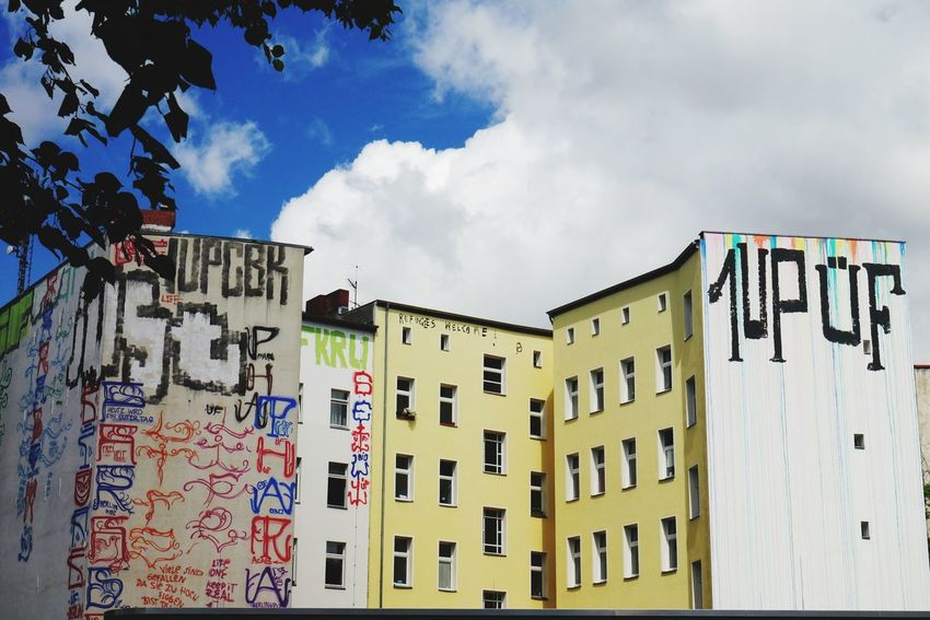 Capture Berlin Sky Building Exterior Architecture Built Structure No People Low Angle View City Outdoors Day