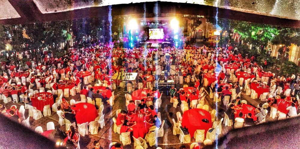 Party Homecoming Sea of Red Astig