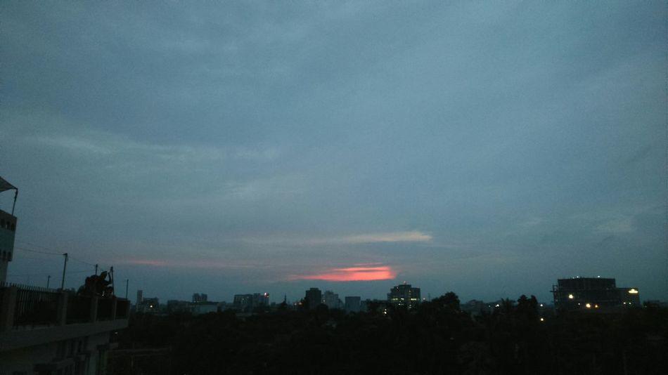 Evening_time_ At_roaf